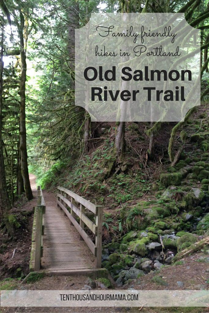 Kid Friendly Hikes In Hood River