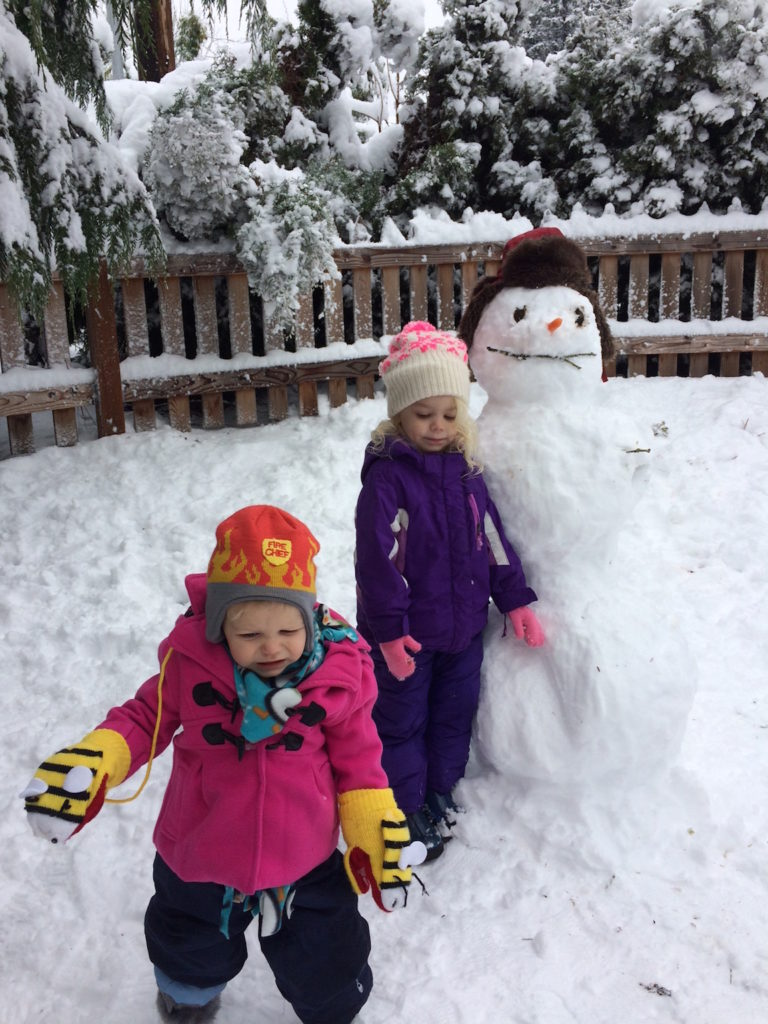 How to Build a Snowman Out of Marshmallows. - YouTube