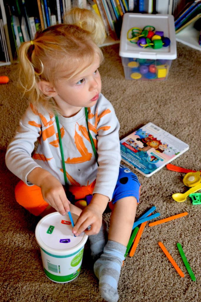 Toddler activities about color: A fun homeschool preschool ...